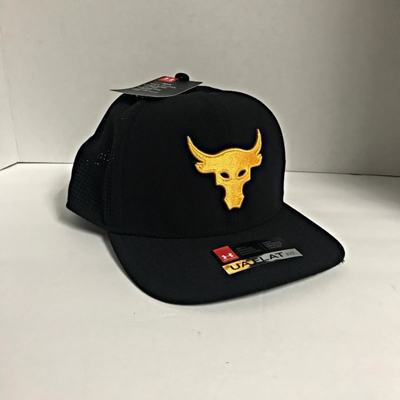 Under Armor Project Rock SnapBack hat cap 6765081de93